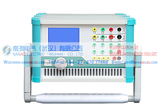 NA556B Optical Digital Protection Relay Test System